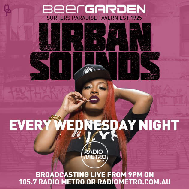 Urban Sounds 2 May
