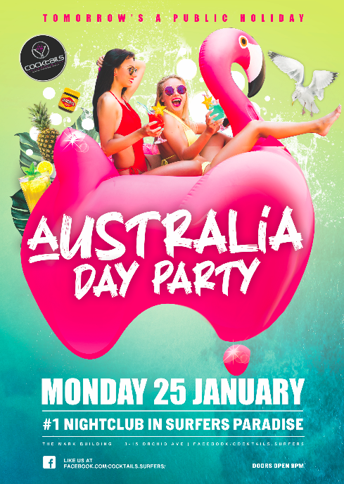 Aus Day Cocktails 2021