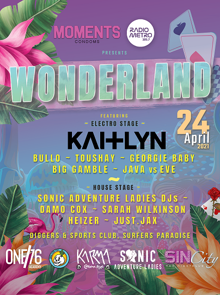 Wonderland Double Pass Giveaway