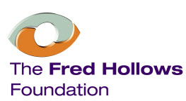 Image result for fred hollows foundation logo